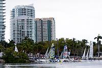 Hempel World Cup Series Miami  ©PEDRO MARTINEZ/SAILING ENERGY/WORLD SAILING<br /> 27 January, 2019.