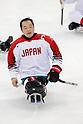 PyeongChang 2018 Paralympics: Para Ice Hockey: Men's Qualification round: Korea 4-1 Japan