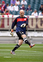 Marcus Hahnemann. The USMNT defeated Turkey, 2-1, at Lincoln Financial Field in Philadelphia, PA.
