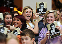Fans at the Olly Murs book signing at Bluewater shopping centre in Kent, Monday, 29th October 2012. Photo by: i-Image/ DyD Fotografos