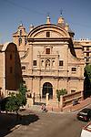 Monasterio del Corpus Cristi o Convento de las Agustinas. Murcia.