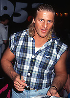 Owen Hart 1995<br /> Photo By John Barrett/PHOTOlink