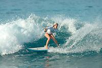 Bethany Hamilton NSSA Hurley surf contest Banyan's, Kailua Kona, Big Island, Hawaii, USA, Pacific Ocean