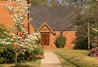 Red clay church
