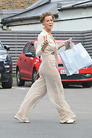 Chloe Meadows<br /> arriving for filming for Towie la sala Chigwell<br /> <br /> <br /> ©Richard Open snappers