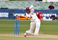 Rob Keogh bats for Northants during Kent CCC vs Northamptonshire CCC, LV Insurance County Championship Group 3 Cricket at The Spitfire Ground on 6th June 2021