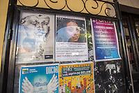 Querétaro, Qro. 6 de enero 2016. La organización T'ek'ei dio a conocer en un comunicado que en 2015 se reportaron 403 personas desaparecidas; de estas 195 fueron varones (151 adultos y 44 niños) y 208 mujeres (67 adultas y 141 niñas). Foto: Alejandra L. Beltrán / Obture Press Agency
