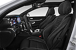 Front seat view of 2017 Mercedes Benz E-Class Launch-Edition 5 Door wagon Front Seat  car photos