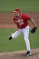 March 7 2010: Brett Williams of USC during game against University of New Mexico at Dedeaux Field in Los Angeles,CA.  Photo by Larry Goren/Four Seam Images