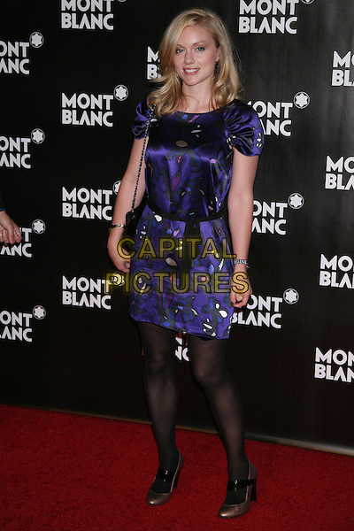 Global Launch of the Montblanc John Lennon Edition at Jazz@Lincoln Center    CAPITAL PICTURES