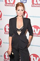 Catherine Tyldesley<br /> arriving for the TV Choice Awards 2017 at The Dorchester Hotel, London. <br /> <br /> <br /> ©Ash Knotek  D3303  04/09/2017
