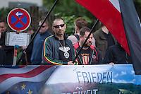 2015/05/08 Berlin | Neonazi-Kundgebung gegen 8.Mai-Feier
