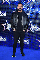 Craig David<br /> arriving for the Global Awards 2018 at the Apollo Hammersmith, London<br /> <br /> ©Ash Knotek  D3384  01/03/2018