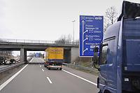 - Germania, autostrada....- Germany, highway