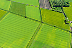 Green Fields Aerial Views