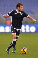 Marco Parolo Lazio.<br /> Roma 20-11-2016  Stadio Olimpico<br /> Campionato Serie A,<br /> Lazio - Genoa<br /> Foto Antonietta Baldassarre / Insidefoto