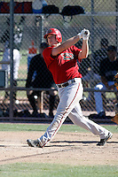Clayton Connor - Arizona Diamondbacks - 2009 spring training.Photo by:  Bill Mitchell/Four Seam Images