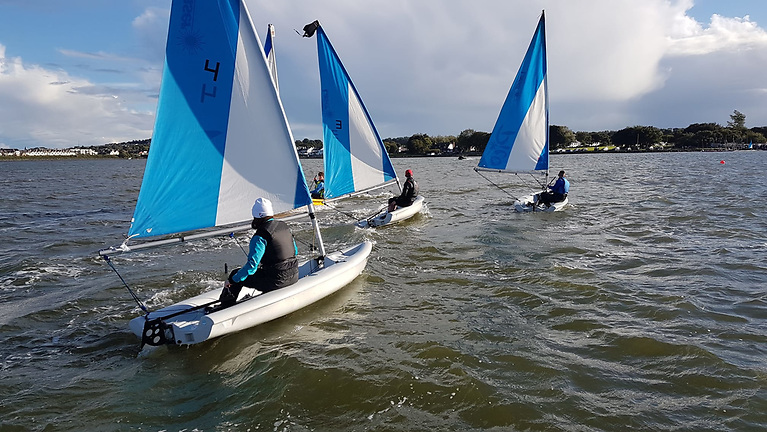 There were 46 safe and exciting Sea Scouting races under two fleets which made for an excellent day of sailing!