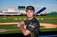 Aj Whiteherse during the Under Armour All-America Tournament powered by Baseball Factory on January 17, 2020 at Sloan Park in Mesa, Arizona.  (Zachary Lucy/Four Seam Images)