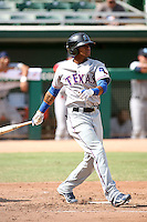 Engel Beltre - Surprise Rafters - 2010 Arizona Fall League.Photo by:  Bill Mitchell/Four Seam Images..