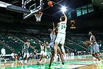 Mean Green Men's Basketball v UAB at Super Pit in Denton on March 5, 2021
