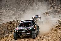 7th January 2021; Riyadh to Buraydah, Saudi Arabia; Dakar Rally, stage 5;  #380 Meeke Kris (gbr), Rosegaar Wouter (nld), PH Sport, PH Sport, Light Weight Vehicles Prototype - T3, action during the 5th stage of the Dakar 2021 between Riyadh and Al Qaisumah, in Saudi Arabia on January 7, 2021