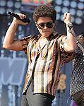 Bruno Mars at The 2013 KIIS FM Wango Tango held at The Home Depot Center in Carson, California on May 11,2009                                                                   Copyright 2013 DVS / RockinExposures
