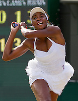 25-06-10, Tennis, England, Wimbledon, Venus Williams