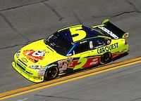 Feb 07, 2009; Daytona Beach, FL, USA; NASCAR Sprint Cup Series driver Mark Martin during practice for the Daytona 500 at Daytona International Speedway. Mandatory Credit: Mark J. Rebilas-