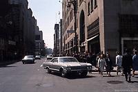 Construction<br /> a Montreal en 1965