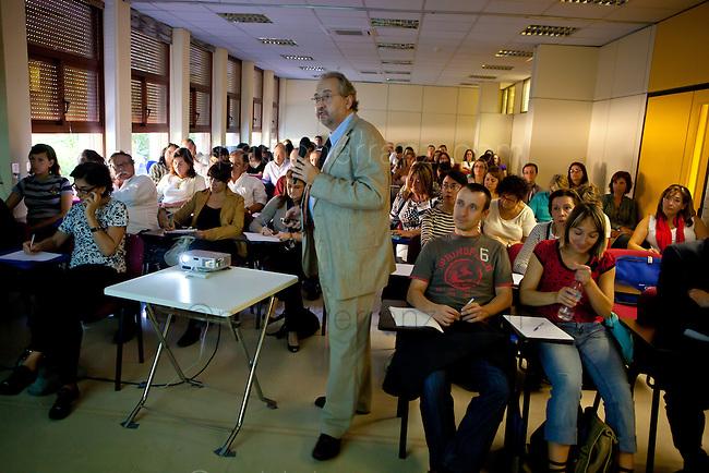 Congreso anual de la FAD (Fundación de Ayuda contra la Drogadicción). Taller 1: Jordi Royo Isach.