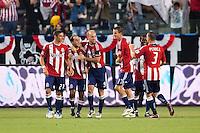 Club Deportivo Chivas USA vs Chicago Fire July 02 2011