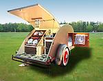 1937 Gypsy Caravan teardrop trailer