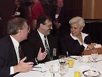 Les assises  de l'Union des Municipalitees du Quebec<br /> , du 6 au 8 mai 1999, au Palais des Congres -<br /> Gilles Vaillancourt, Maire de Laval<br /> <br /> <br /> PHOTO : Agence Quebec Presse