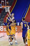 League ACB-ENDESA 2020/2021 - Game: 13.<br /> FC Barcelona Lassa vs Herbalife Gran Canaria: 91-63.<br /> Rolands Smits.
