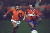Blackpool v Aldershot Town 1991/92