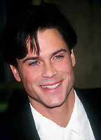Rob Lowe 1991 Photo by Adam Scull-PHOTOlink.net