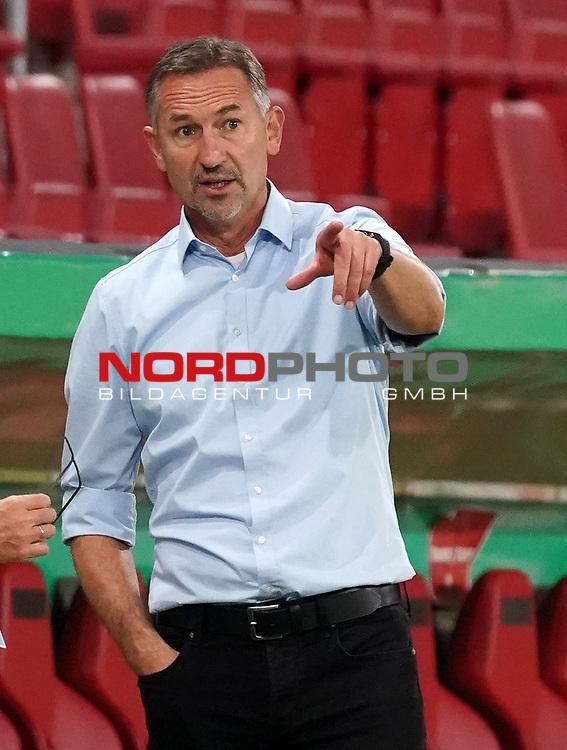 11.09.2020, Opel Arena, Mainz, GER, DFB-Pokal, 1. Runde TSV Havelse vs 1. FSV Mainz 05<br /> , im Bild<br />Trainer Achim Beierlorzer (FSV Mainz 05)<br /> <br /> Foto © nordphoto / Bratic
