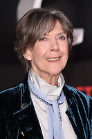 """Dame Eileen Atkins<br /> at the World Premiere of the Netflix series """"The Crown"""" at the Odeon Leicester Square, London.<br /> <br /> <br /> ©Ash Knotek  D3192  01/11/2016"""
