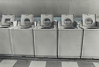 Coming clean: why is doing laundry at laundromat so loathesome and dreary?