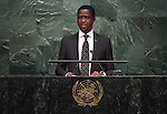 Address by His Excellency Edgar Chagwa Lungu, President of the Republic of Zambia