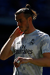 Real Madrid CF's Gareth Bale  during the Spanish La Liga match round 8 between Real Madrid and Granada CF at Santiago Bernabeu Stadium in Madrid, Spain
