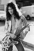 EDWARD VAN HALEN, LOCATION,1978, NEIL ZLOZOWER