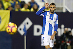 CD Leganes' Victor Diaz during La Liga match. December 3,2016. (ALTERPHOTOS/Acero)