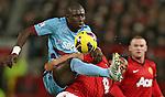 Manchester United v West Ham 28.11.2012