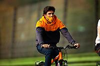 30th October 2020, Imola, Italy; FIA Formula 1 Grand Prix Emilia Romagna, inspection day; CarlSainz Jr. SPA 55, McLaren F1 Team