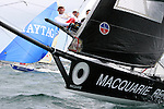 18 Ft Skiff NSW Championship 2008 in the Sydney Harbour.