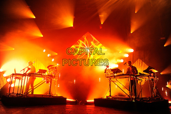 LONDON, ENGLAND - November 29: Howard and Guy Lawrence of Disclosure performs in concert at the Brixton Academy on November 29, 2013 in London, England<br /> CAP/MAR<br /> © Martin Harris/Capital Pictures