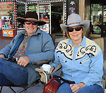 Jim and Michelle during the Reno Rodeo Parade on Saturday, June 22, 2019.