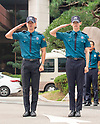 Changmin of TVXQ and Siwon of Super Junior discharged from army